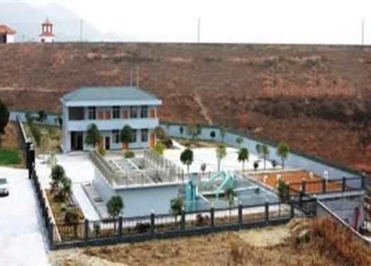 咸宁咸安区农村饮水安全工程158套无塔供水设备