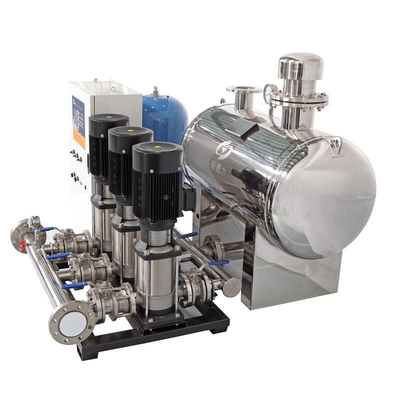 无负压供水设备的适用范围及优缺点