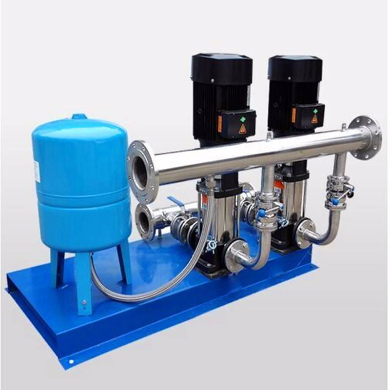 变频恒压供水设备如何正确调试及常见故障排除保养方法