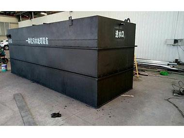 一体化污水处理设备的正确操作方法