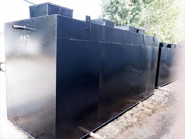 武汉污水处理设备的设计原则及特点