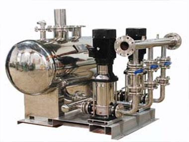 恒压供水设备噪音大出现抖动是怎么回事?